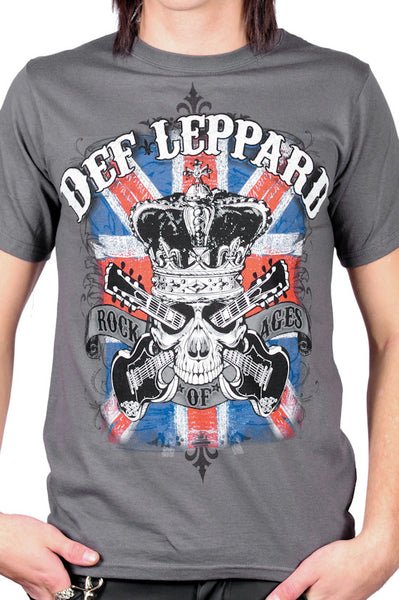 FETISH - DEF LEPPARD TEE - FETISH
