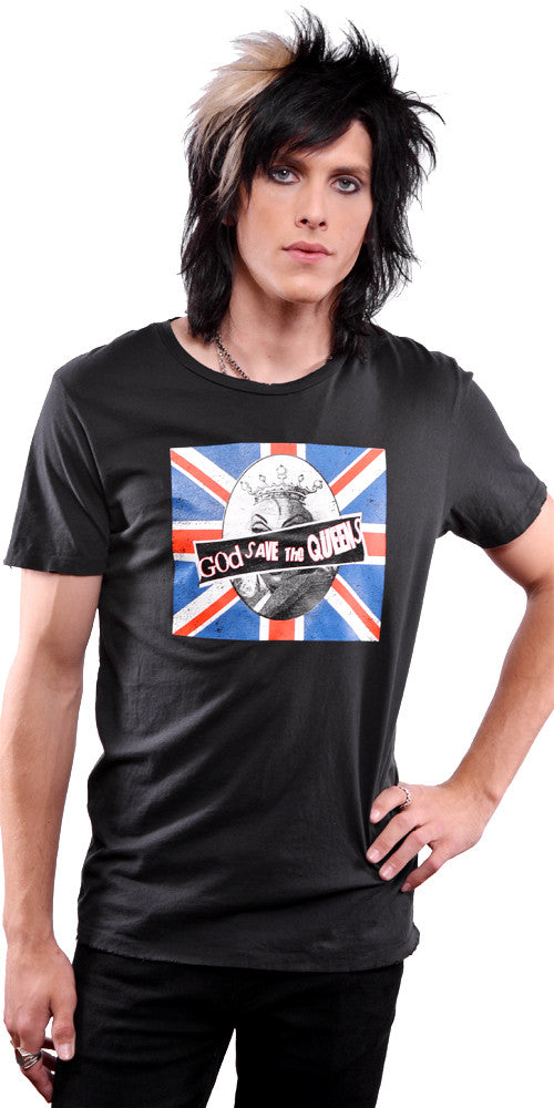 GOD SAVE THE QUEENS UNISEX TEE