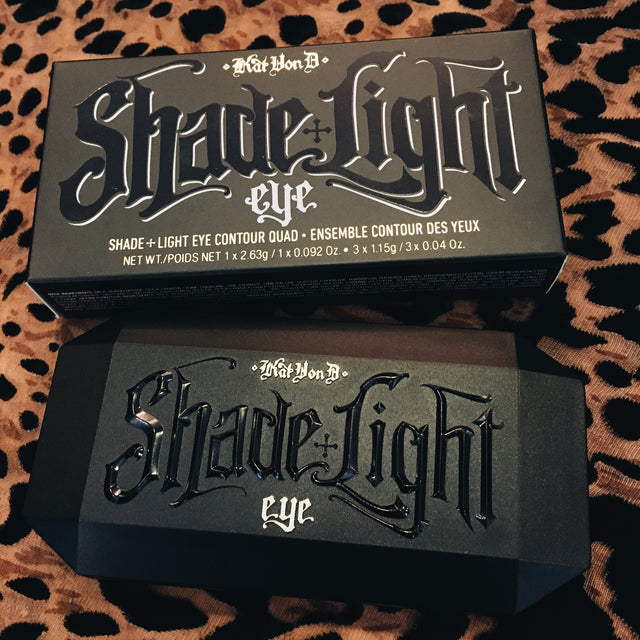 Shade + Light Eye Contour Quads