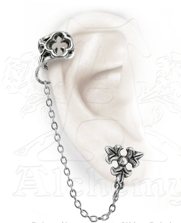 ALCHEMY OF ENGLAND - PARLER EAR CUFF - FETISH