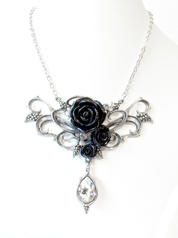 ALCHEMY OF ENGLAND - BACCHANAL ROSE NECKLACE - FETISH