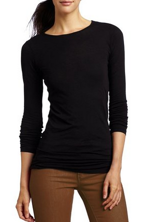 EXTRA-LONG LONG SLEEVE CREW NECK (AVAILABLE IN 3 COLORS)