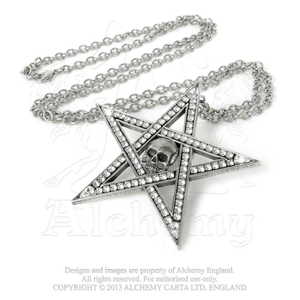 ALCHEMY OF ENGLAND - CRYSTAL WITCH PENDANT - FETISH