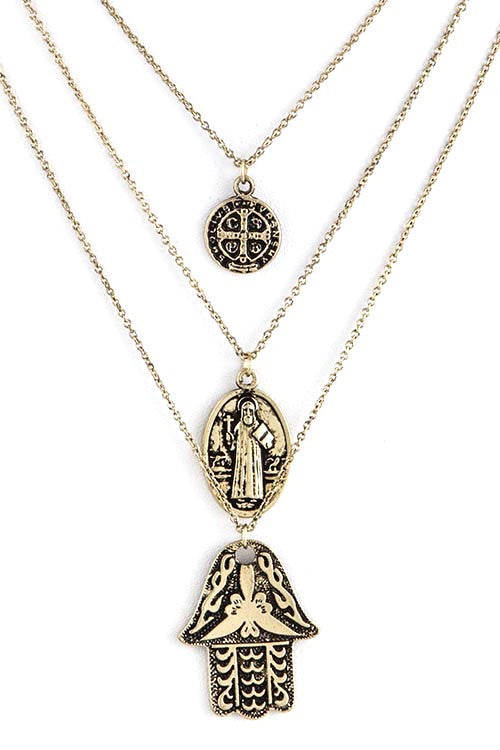 FETISH - SPIRITUAL CHARM NECKLACE - FETISH