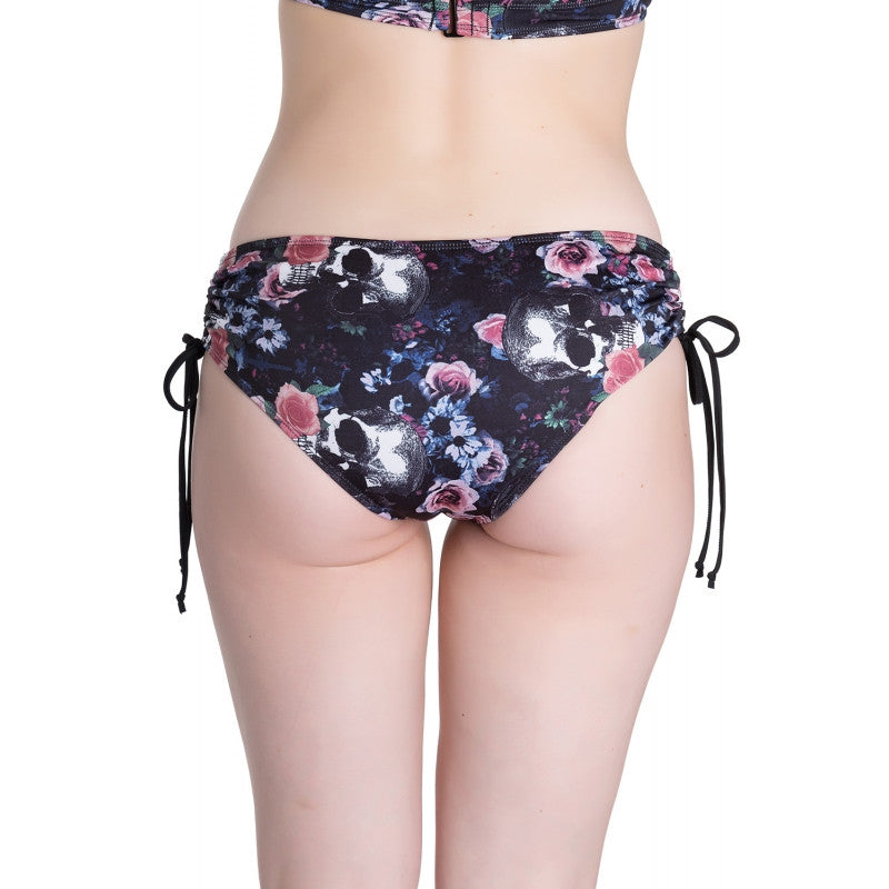 Hell Bunny - MORGAN BIKINI BOTTOMS - FETISH