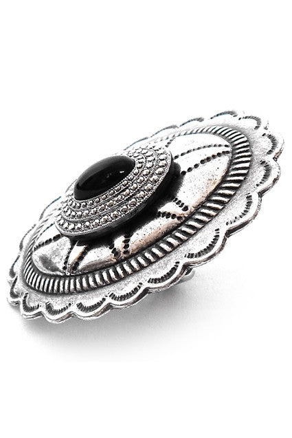 A FISTFUL OF DOLLARS CONCHO RING