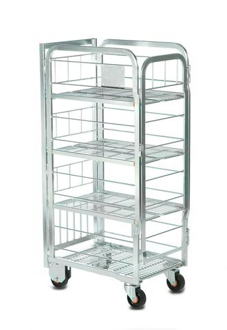 What Matters Most in a Milk Trolley Supplier?