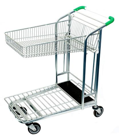 Quality Wire Shopping Baskets and Trolleys