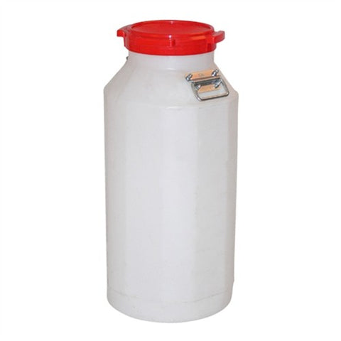 1x 50 Litre Plastic Milk Churn