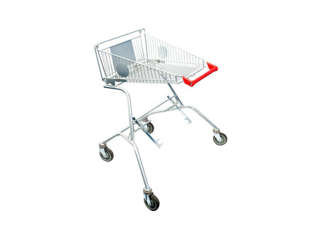 Wheelchair Connectable Shopping Trolley (40 Ltr)