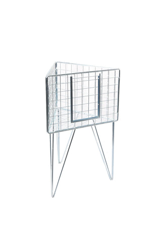 Triangular Point of Sale Basket & Dump Bin