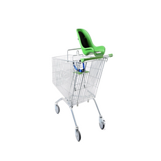 Baby and Toddler Seated Shopping Trolley (213 Ltr)