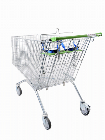 213 Ltr Twin Toddler Trolley