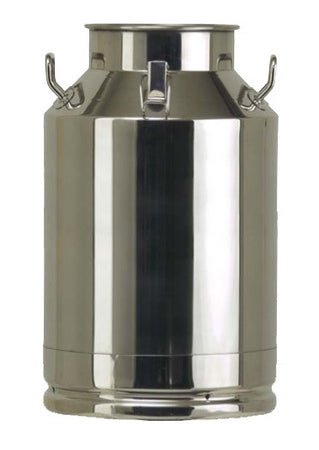 50 Litre Stainless Steel Milk Churn
