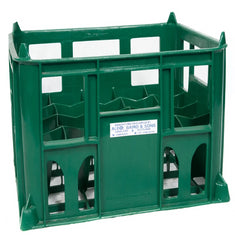 Plastic Multi-Trip Crate (9.5 Inches)
