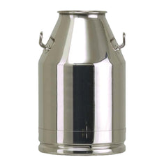 25 Litre Stainless Steel Milk Churn