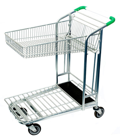 Wire Garden Centre Trolley