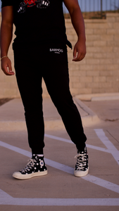 Pinnacle Joggers-Black