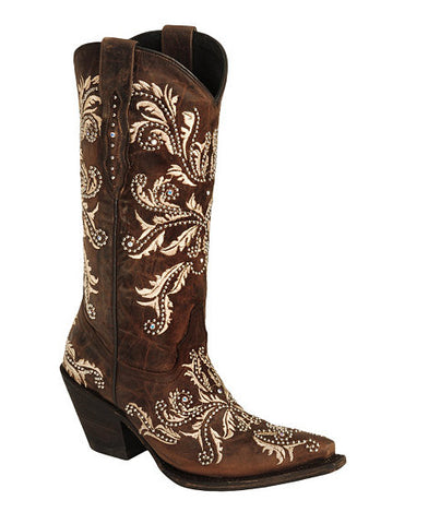Lucchese M5716 Redwood Aspen Angelina Boot