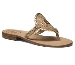 Jack Rogers Georgica Cork/Gold
