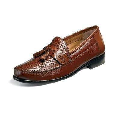 Brass Boot Adolfo Loafer Cognac