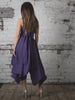 Dark Purple Wendy Dress
