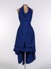 Deep Blue Alice Dress