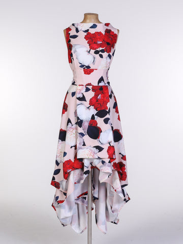 Amber Floral Wendy Dress