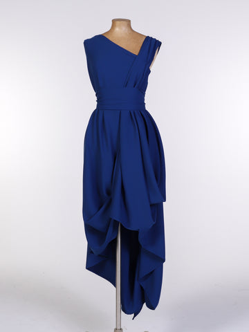 Deep Blue Mollie Dress