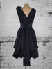 Navy Georgie Dress