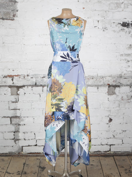 Painted Bloom Wendy Dress