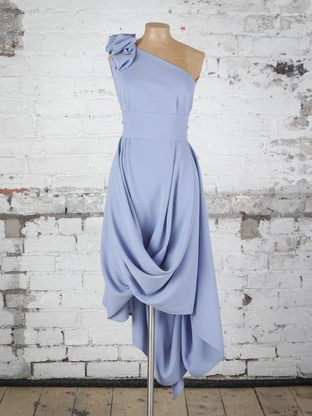 Dusty Blue Jessie Dress
