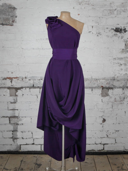 Purple Jessie Dress