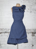 French Navy Anna Dress
