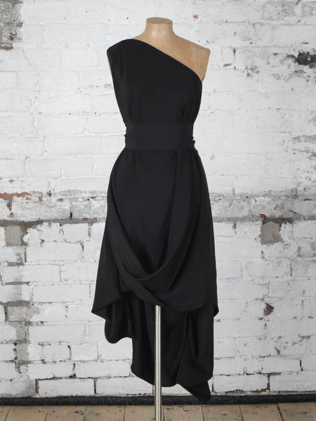 Black Jessie Dress