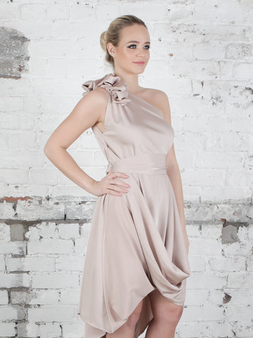 Champagne Jessie Dress