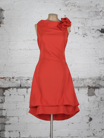 Blood Orange Anna Dress