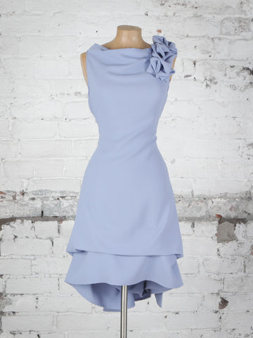 Dusty Blue Anna Dress