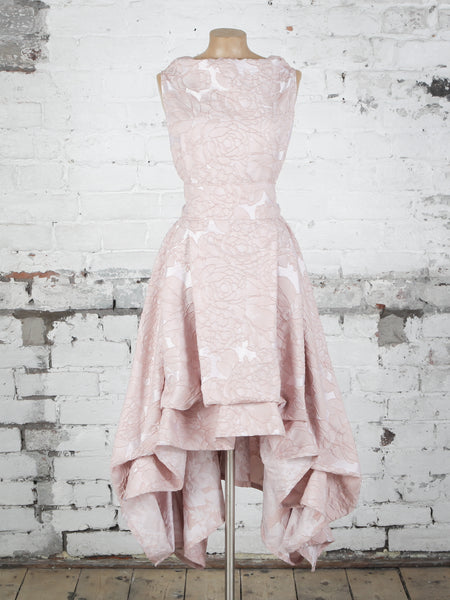 Ocean Rose Wendy Dress in Blush