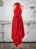Bright Red Emma Maxi Dress