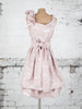 Ocean Rose Anna Dress in Blush