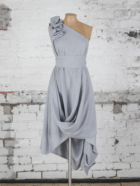 Silver Grey Jessie Dress