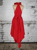 Bright Red Bella Dress