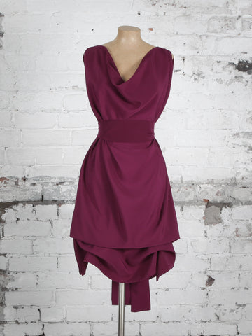 Plum Tiffany Dress
