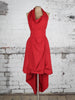 Bright Red Alice Dress