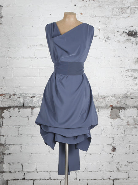 Gunmetal Tiffany Dress