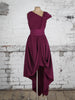 Plum Mollie Dress