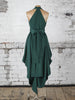 Bottle Green Emma Maxi Dress