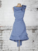 Denim Blue Anna Dress