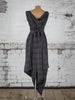 Grey Tartan Poppy Dress